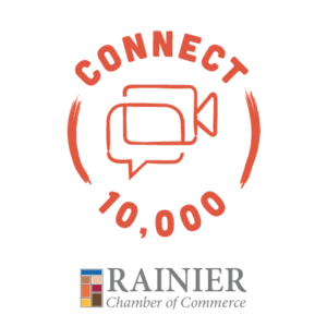Connect 10,000 logo