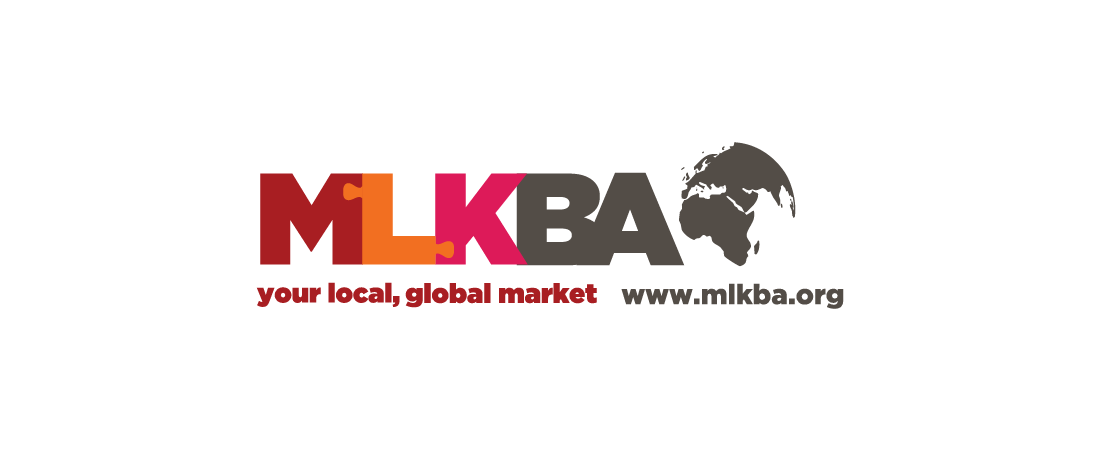 MLK Business Association logo